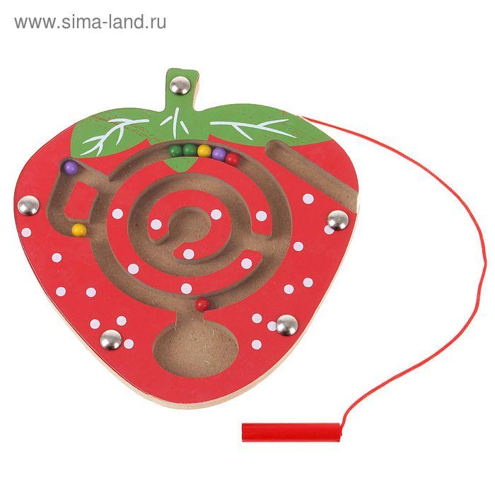 """Лабиринт магнитный малый """"Клубника"""""""