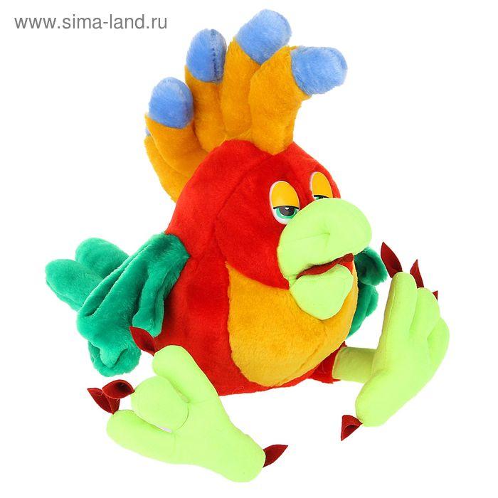 Мягкая игрушка «Попугай Рома»