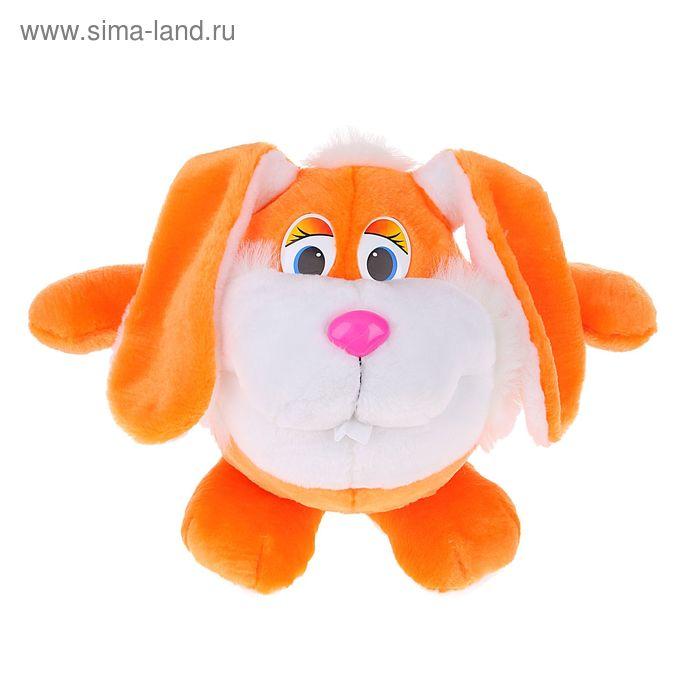 Мягкая игрушка «Заяц Пухлик»