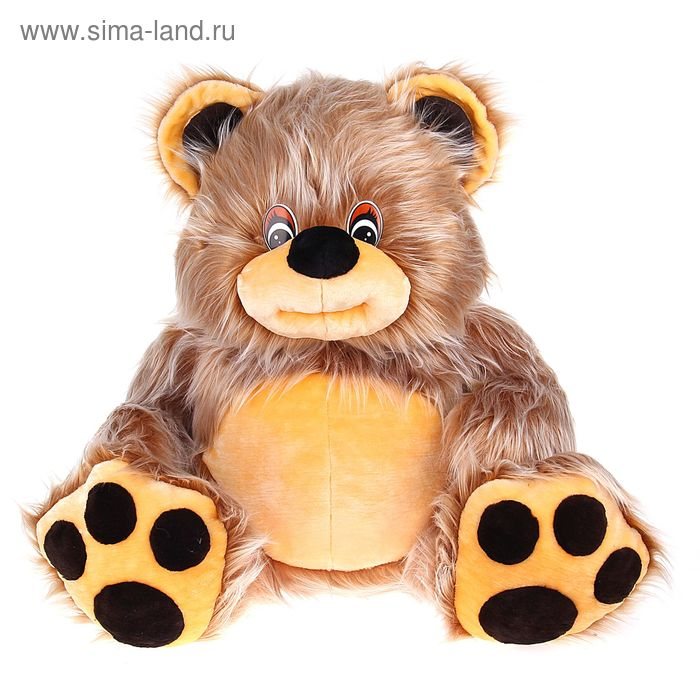 """Мягкая игрушка """"Медведь Витоша средний"""""""