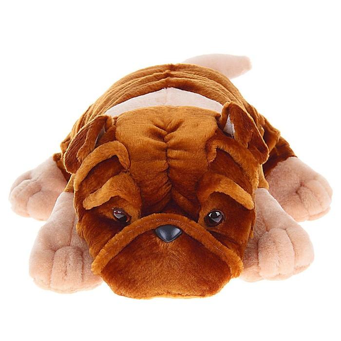 "Мягкая игрушка ""Собака Шарпей Шах"""
