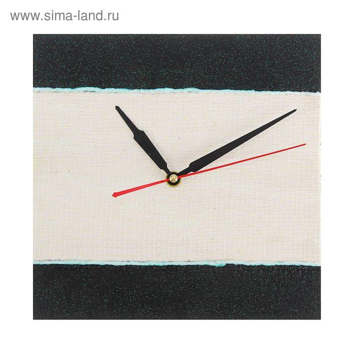"""Часы настенные квадрат """"Декор"""" 25х25 см 113-2"""