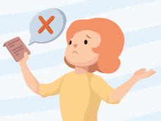 Что делать, если организатор отклонил заявку